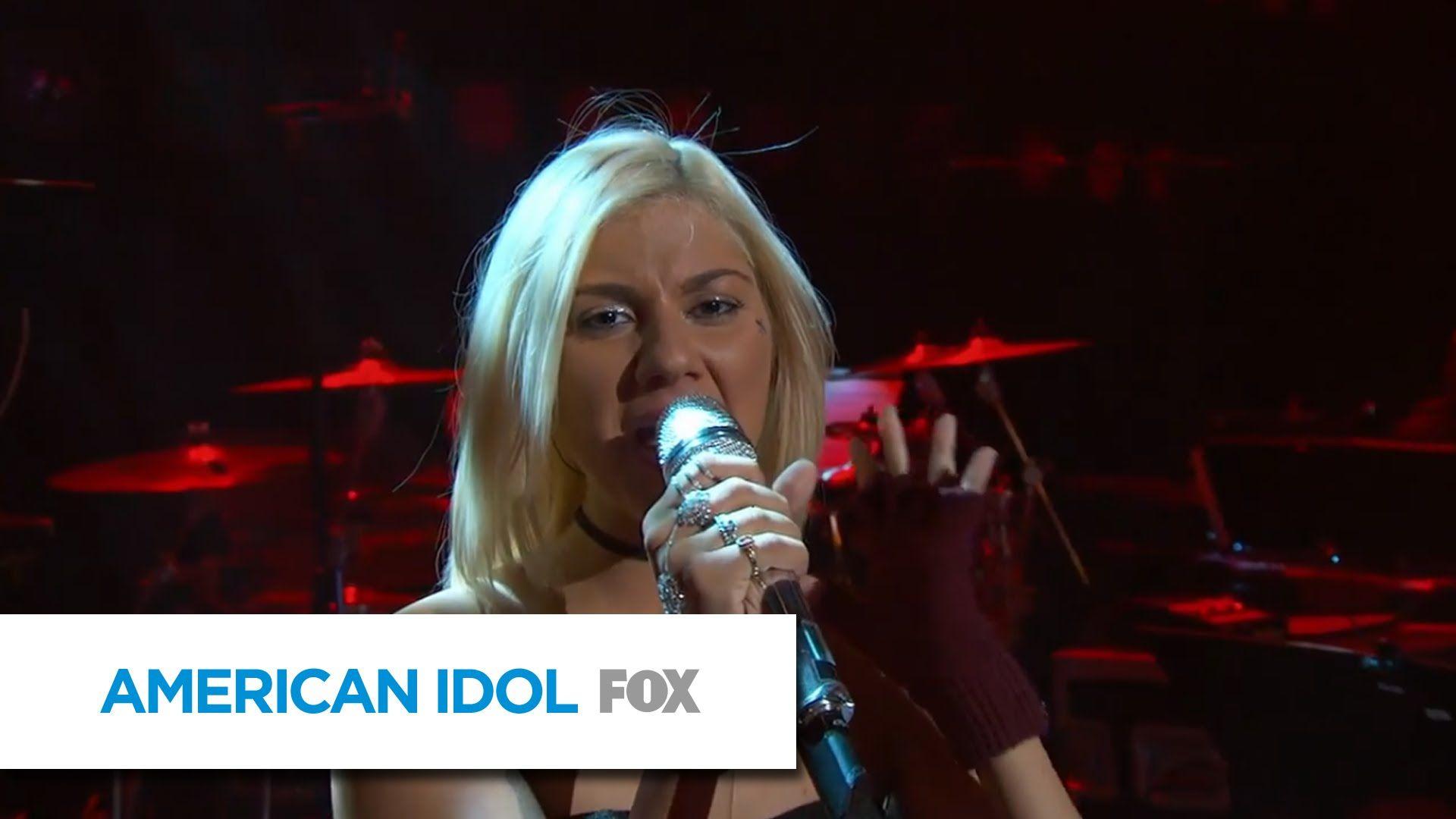 Top 12 Girls Jax American Idol Xiv Solitary Angel American