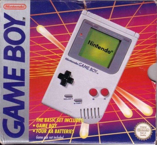 1989 Gameboy