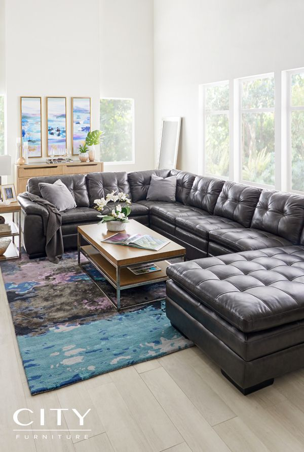 The Key To Your Dream Living Room Is Starting With The Right Sofa Or Sectional The Best Wa Living Room Decor Inspiration City Furniture Farm House Living Room