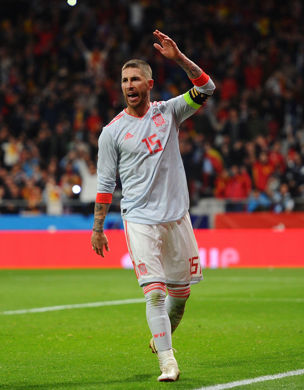 El mensaje de Sergio Ramos tras el escándalo El capitán de la Selección de España escribió un mensaje en sus redes sociales tras el despido del entrenador Julen Lopetegui a sólo dos días de debutar en el Mundial.