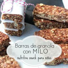 Barras De Cereal Caseras Barritas De Granola Artividades Barra De Cereal Casera Barra De Cereal Cereal Casero