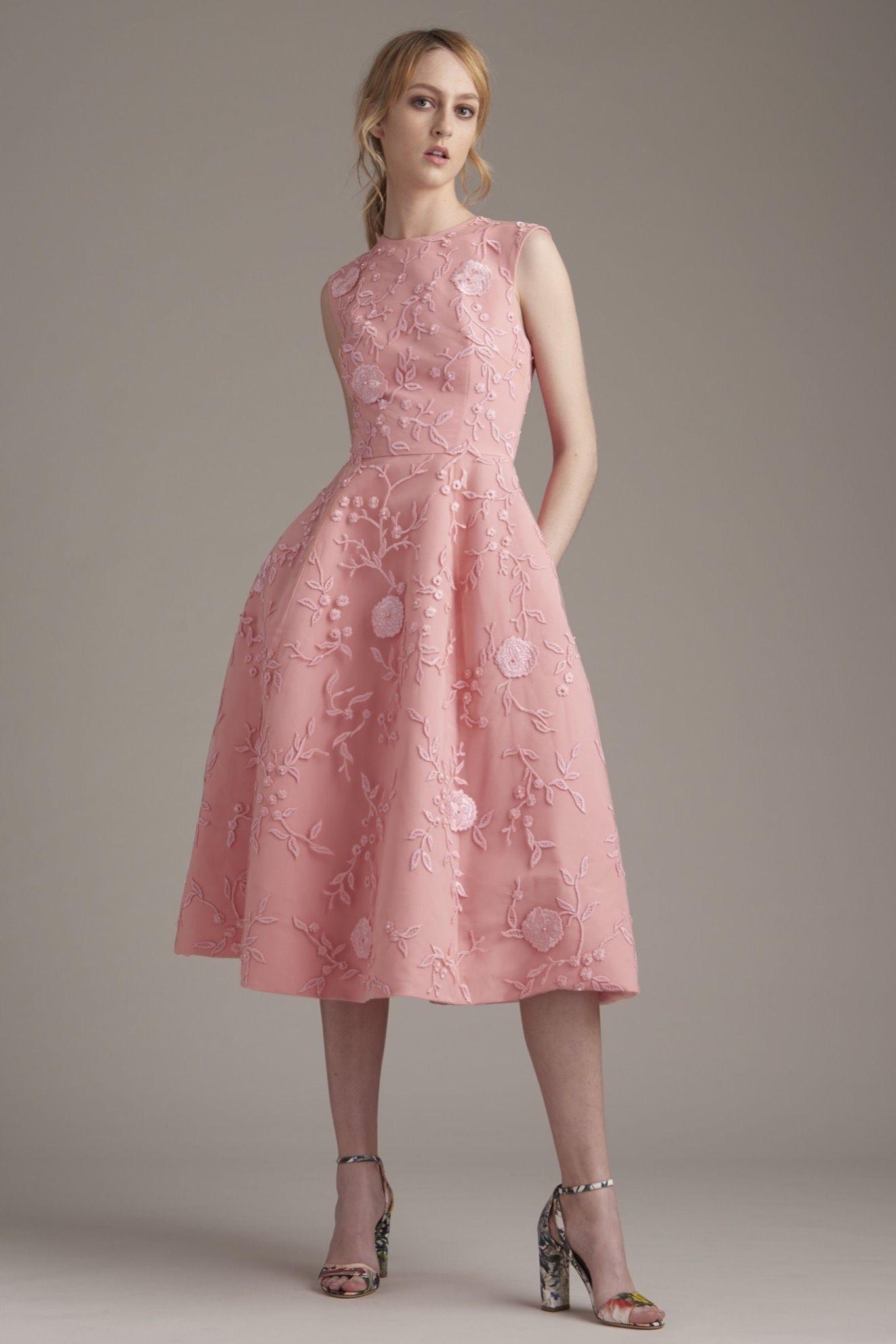 Monique Lhuillier Resort 2016 | Dresses | Pinterest | Moda 2016 ...