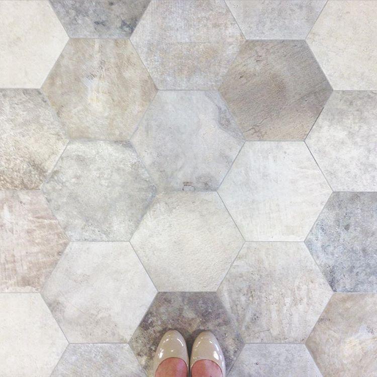 Luxury Vinyl Tile Is A Great Alternative To Ceramic Tile It Is Warmer And Quieter Luxury Vinyl Tile Flooring Vinyl Tile Flooring Kitchen Bathroom Floor Tiles