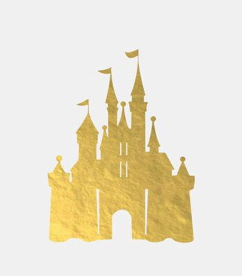 cinderellas castle decal free shipping vinyl decal light switch decal home decor