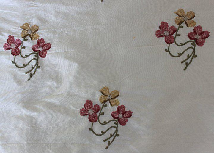 Small flower print