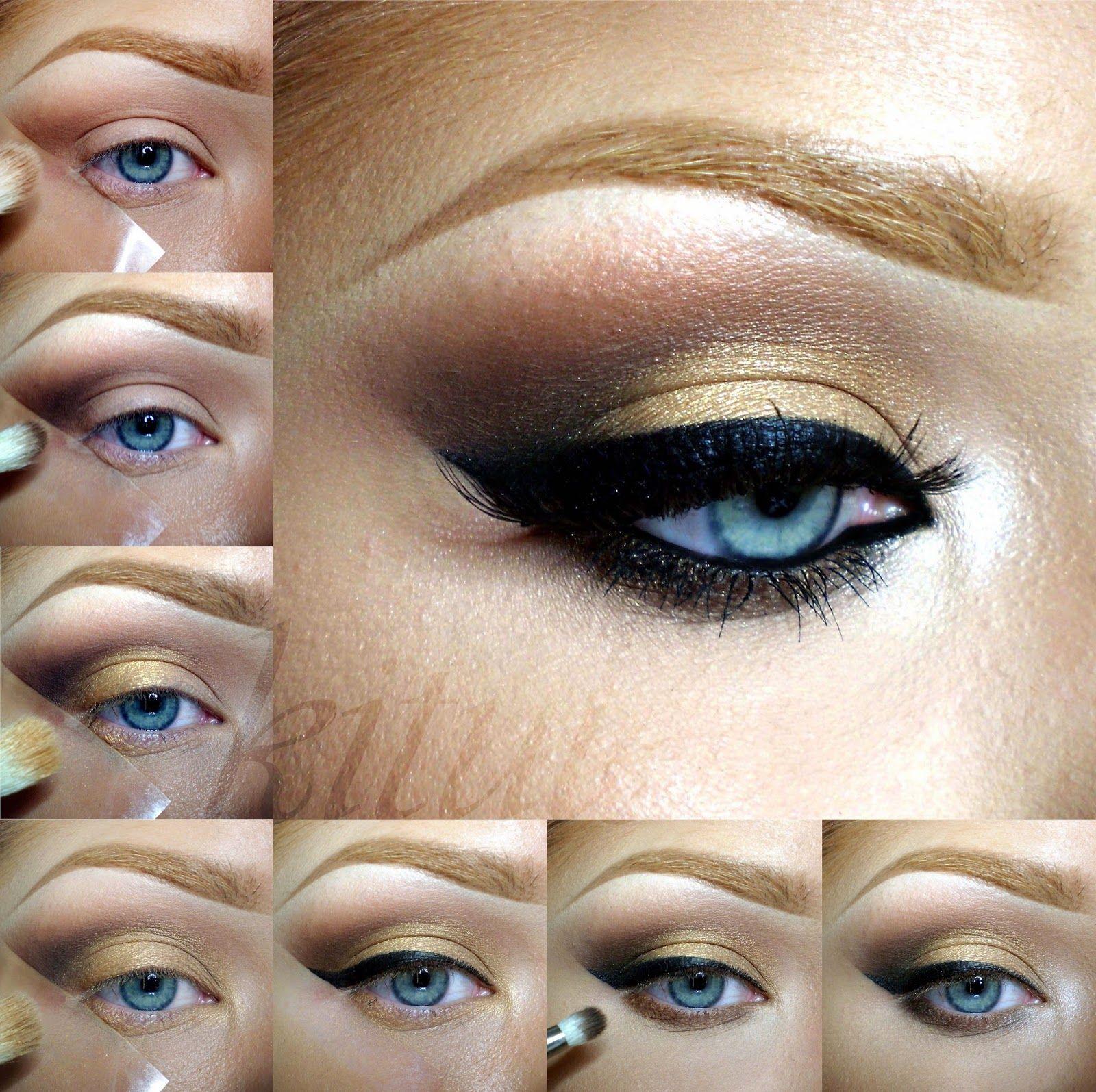 Dumanlı Gözler İle Makyajın Mucizevi Sırları