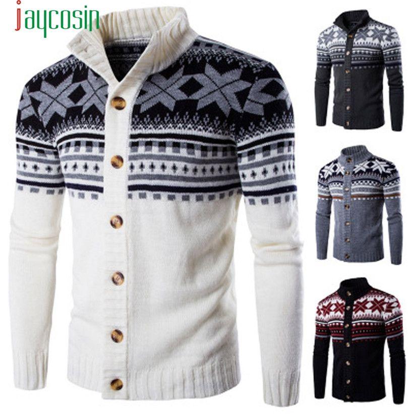 JAYCOSIN delicate drop ship Hot Men 's Hooded Nail Wind Neck Sweater Jacket Blouse Chaqueta de viento sueter  W30