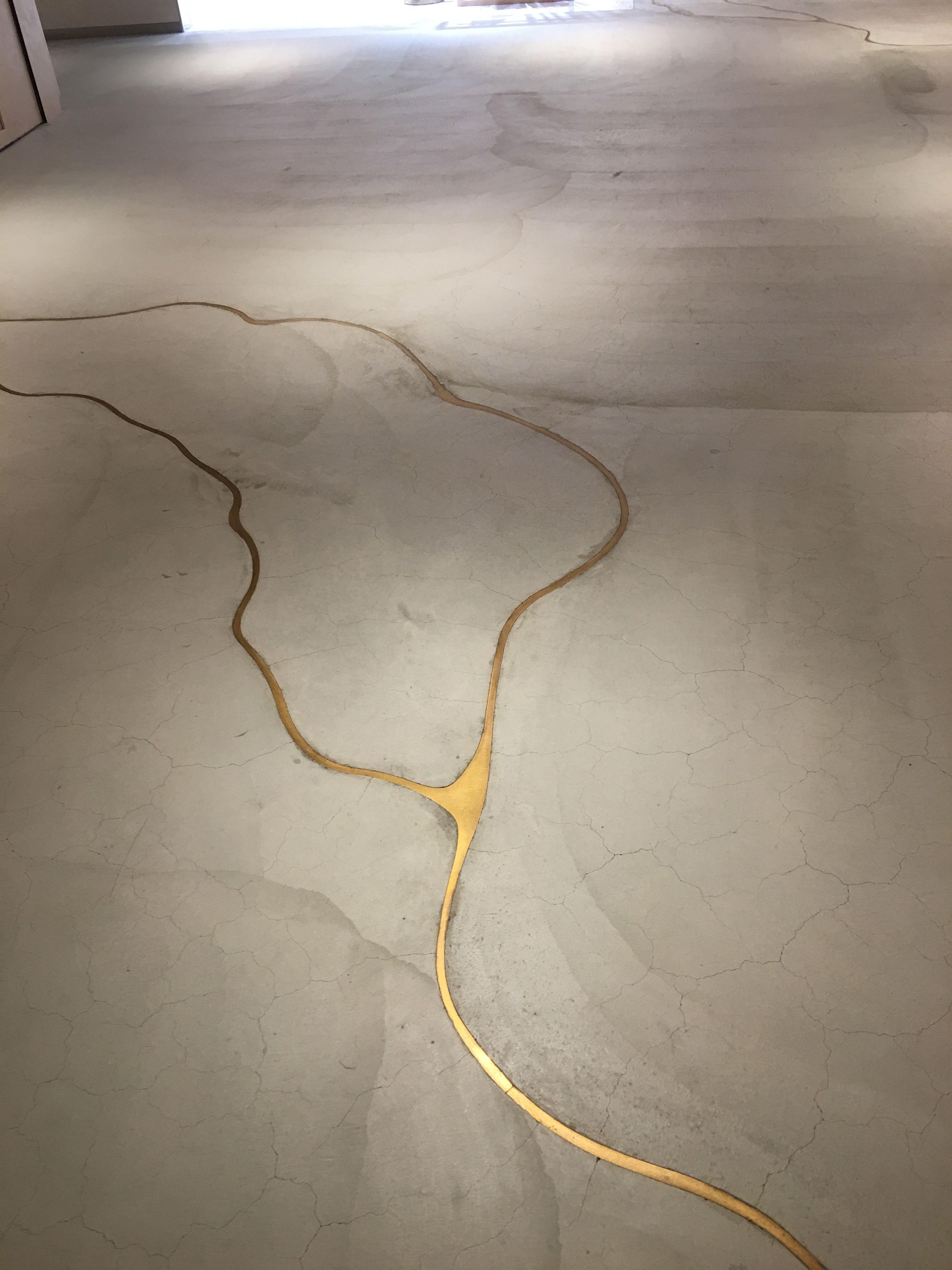 If Our Concrete Floor Cracks, Weu0027re Doing This To It! Itu0027s Concrete
