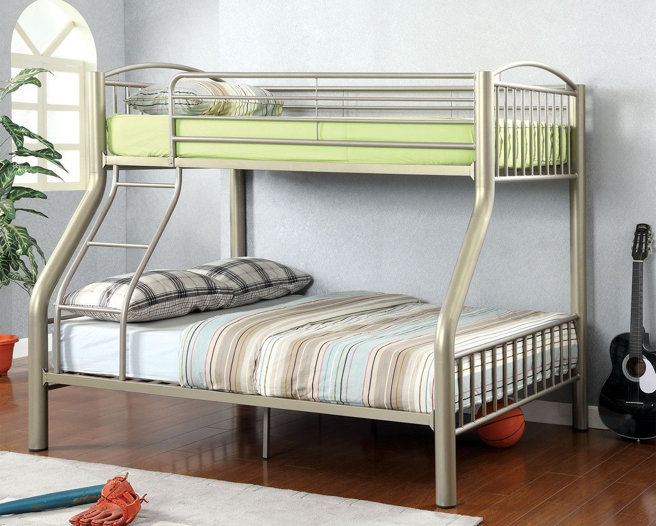 Loft bed with desk pottery barn  TwinFull Bunk Bed CmBkTf  Products  Pinterest  Products