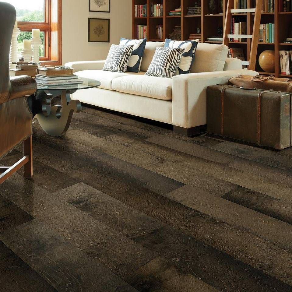 The Big Picture Wider, Longer Planks Flooring