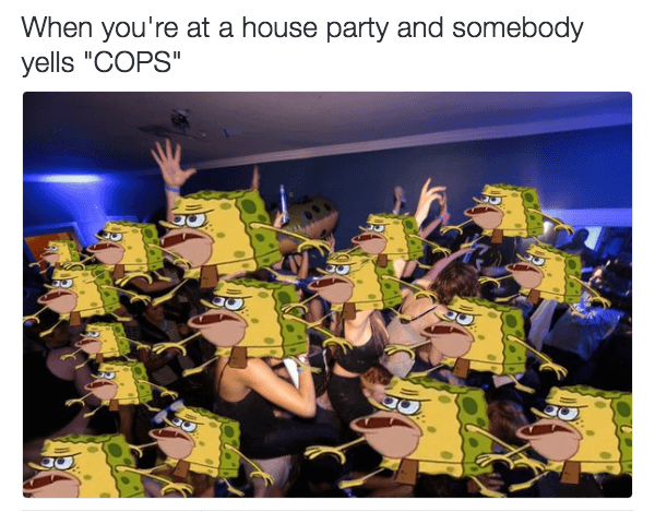 33 Hilariously Accurate Caveman SpongeBob Memes (With