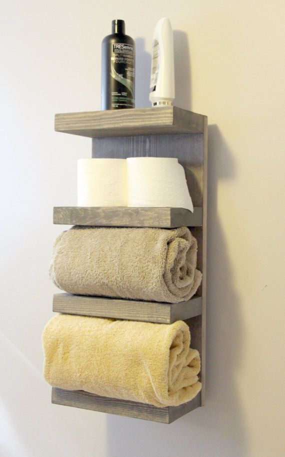 Everyday Towel Rack Bathroom Towel Rack 4 Tier Bath Storage