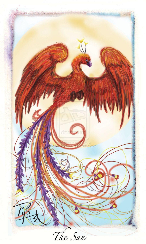 Pin on the phoenix and firebird
