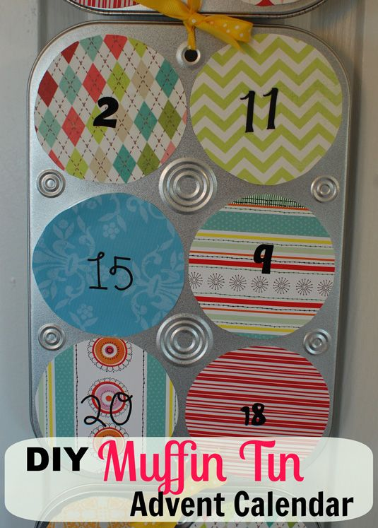 Diy Calendar Supplies : Christmas advent diy calendar only to make and all