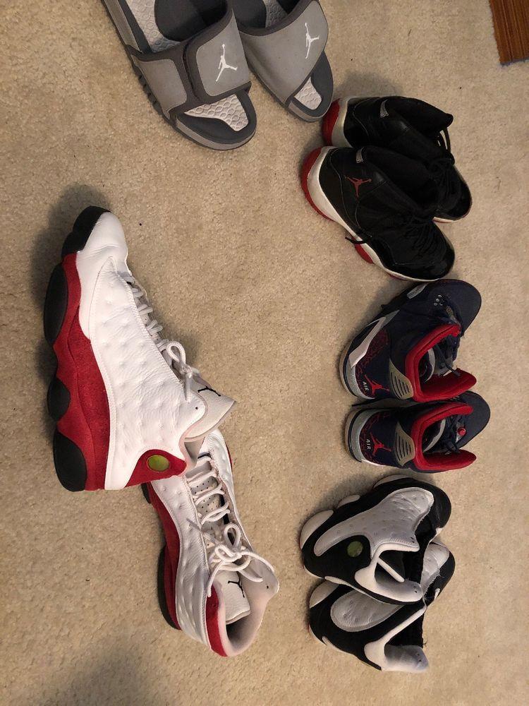 0e83536be1741 Jordan 13 Cherry Size 12 Men Shoes #fashion #clothing #shoes ...