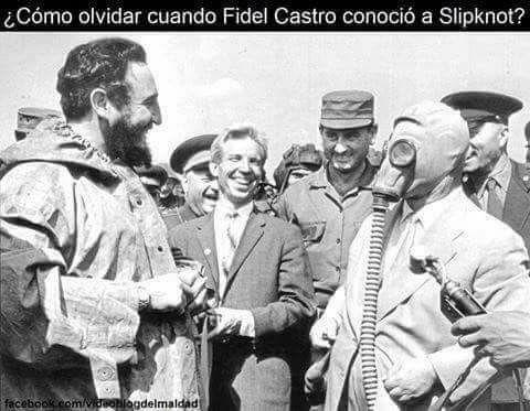 Recuerdos de Fidel
