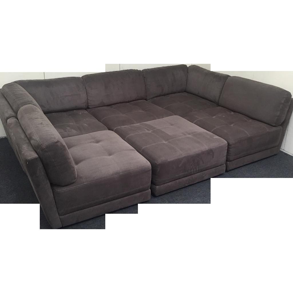 Awesome Nice 6 Piece Modular Sectional Sofa , Beautiful 6 Piece Modular Sectional  Sofa 45 In Modern