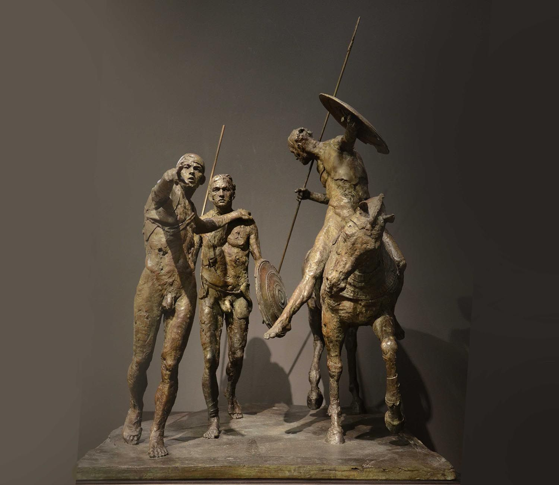 Galerie bayart art moderne contemporain paris for Art contemporain sculpture