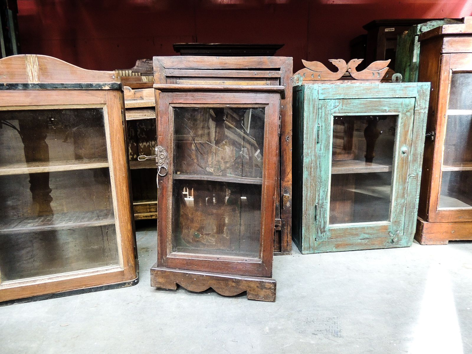 Wooden Cabinets With Glass Doors Cabinet Drawers