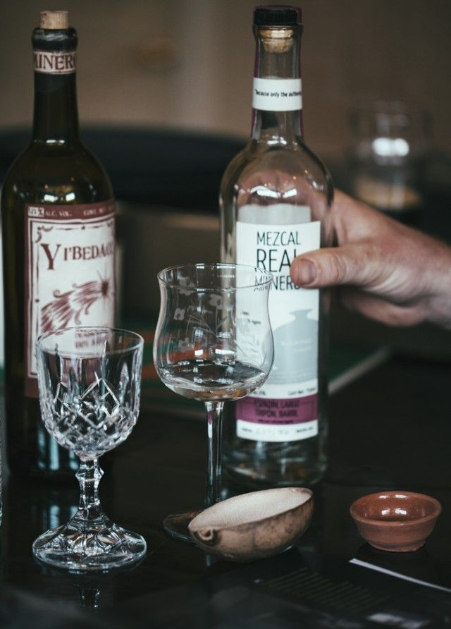 A brief history of mescal! Hey Bartender Pinterest Bartenders