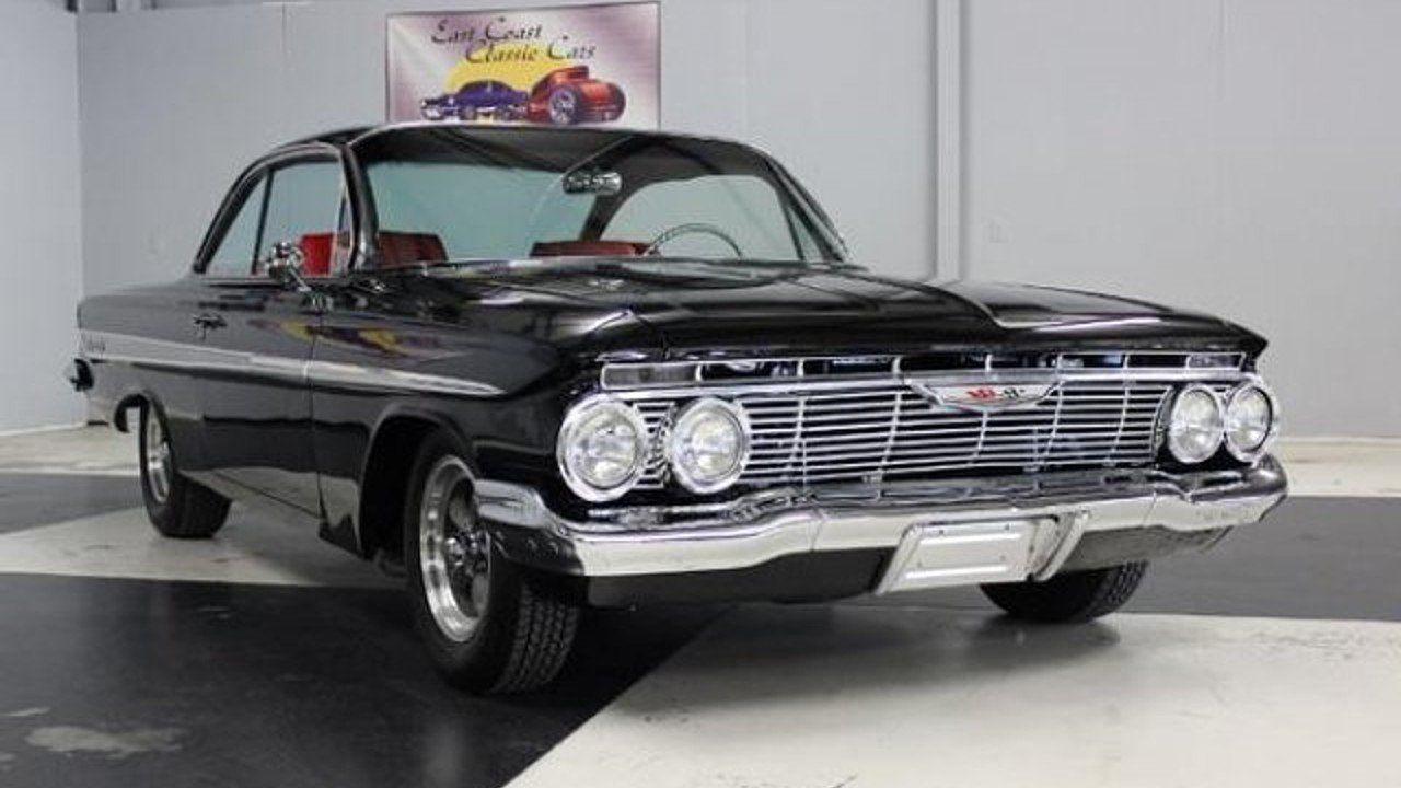 1961 Chevrolet Impala for sale near Lillington, North Carolina 27546 ...