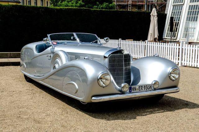 1935 Mercedes-B