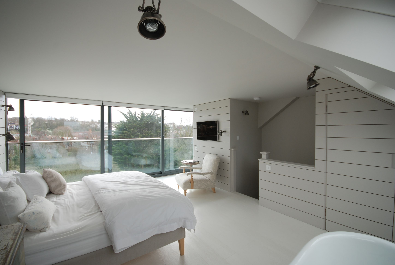 13+ Awesome Bedroom Attic Middle Ideas Loft room, Loft
