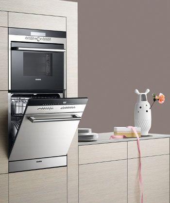 Little Siemens Wallmounted Dishwasher Awesome Lavavajillas Disenos De Unas Cocinas