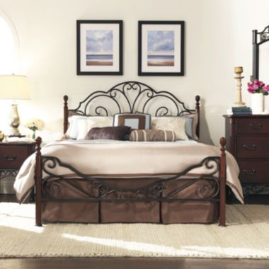 Belvedere Metal 4 Poster Bed Found At Jcpenney Redecorate