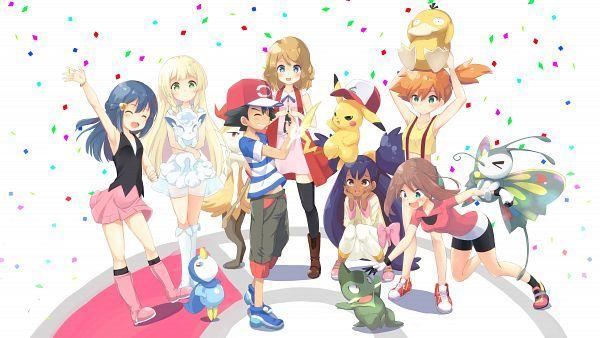 View Full Size 4800x2700 4 351 Kb Pokemon Heroes Pokemon Anime