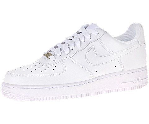 Womens Nike Air Force 1 315115 112 White White Sneaker Womens 12 White white  >>> Learn more by visiting the image link.