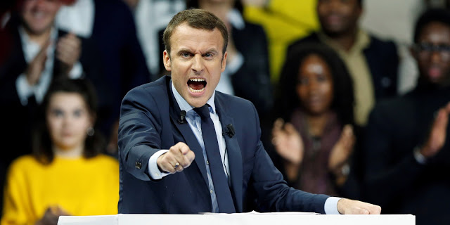 Resume Macron 13 Avril 2020