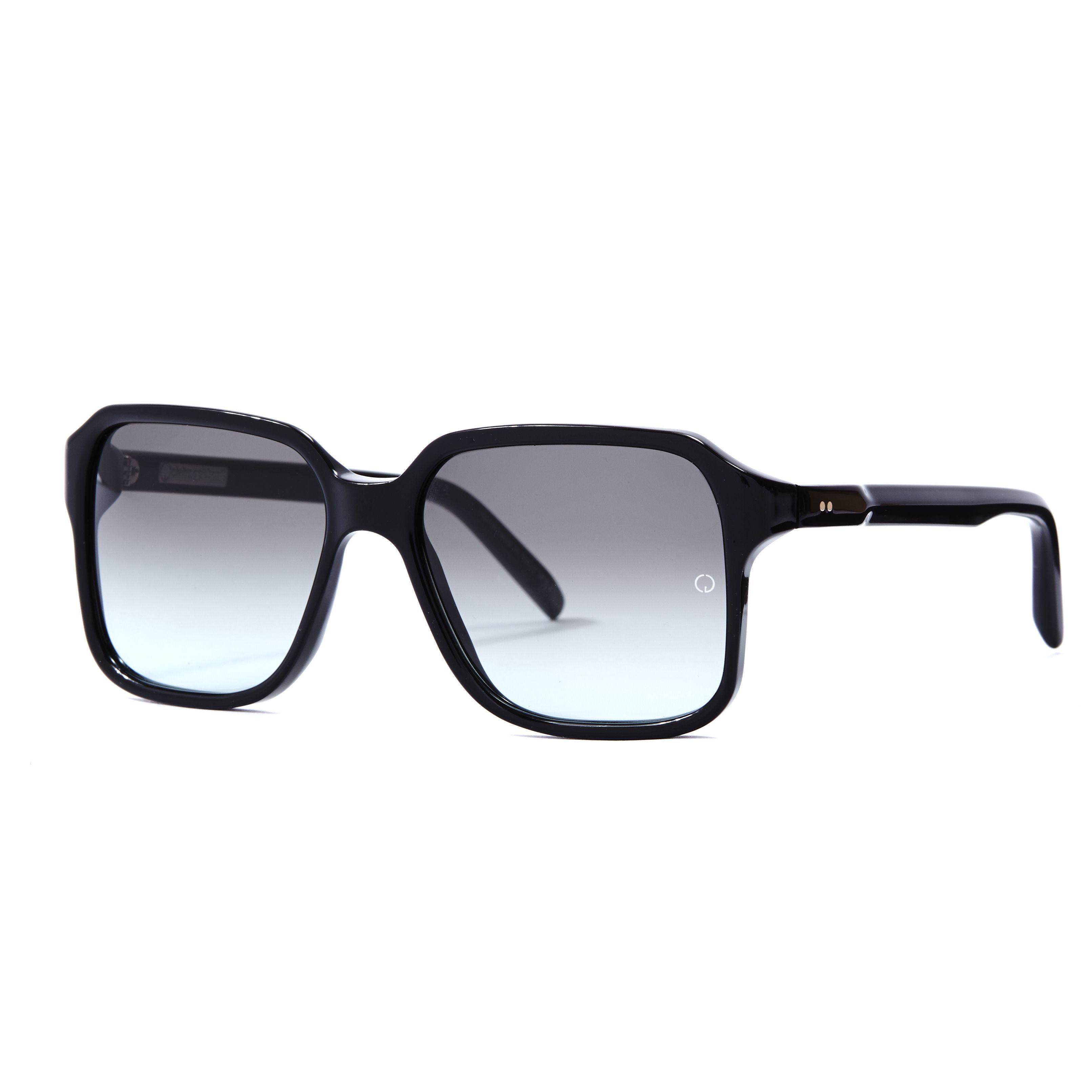 ea047c6fe08 Harris in  Black  Claire Goldsmith Eyewear -  sunglasses  clairegoldsmith   eyewear  british