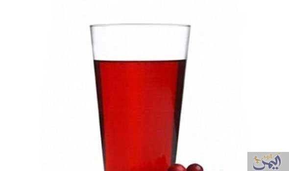 عصير التوت البري يعالج التهابات المثانة Glassware Tableware Glass