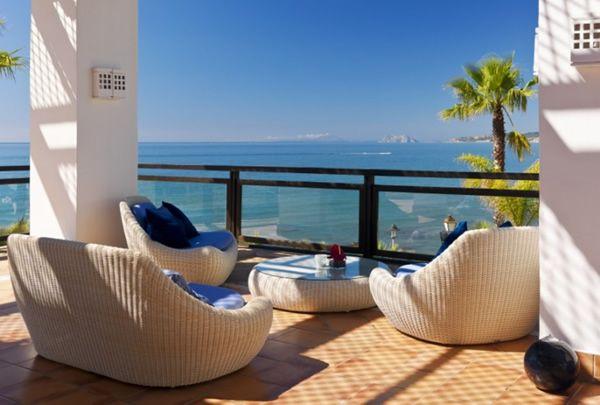 Resultado de imagen de terraza de playa