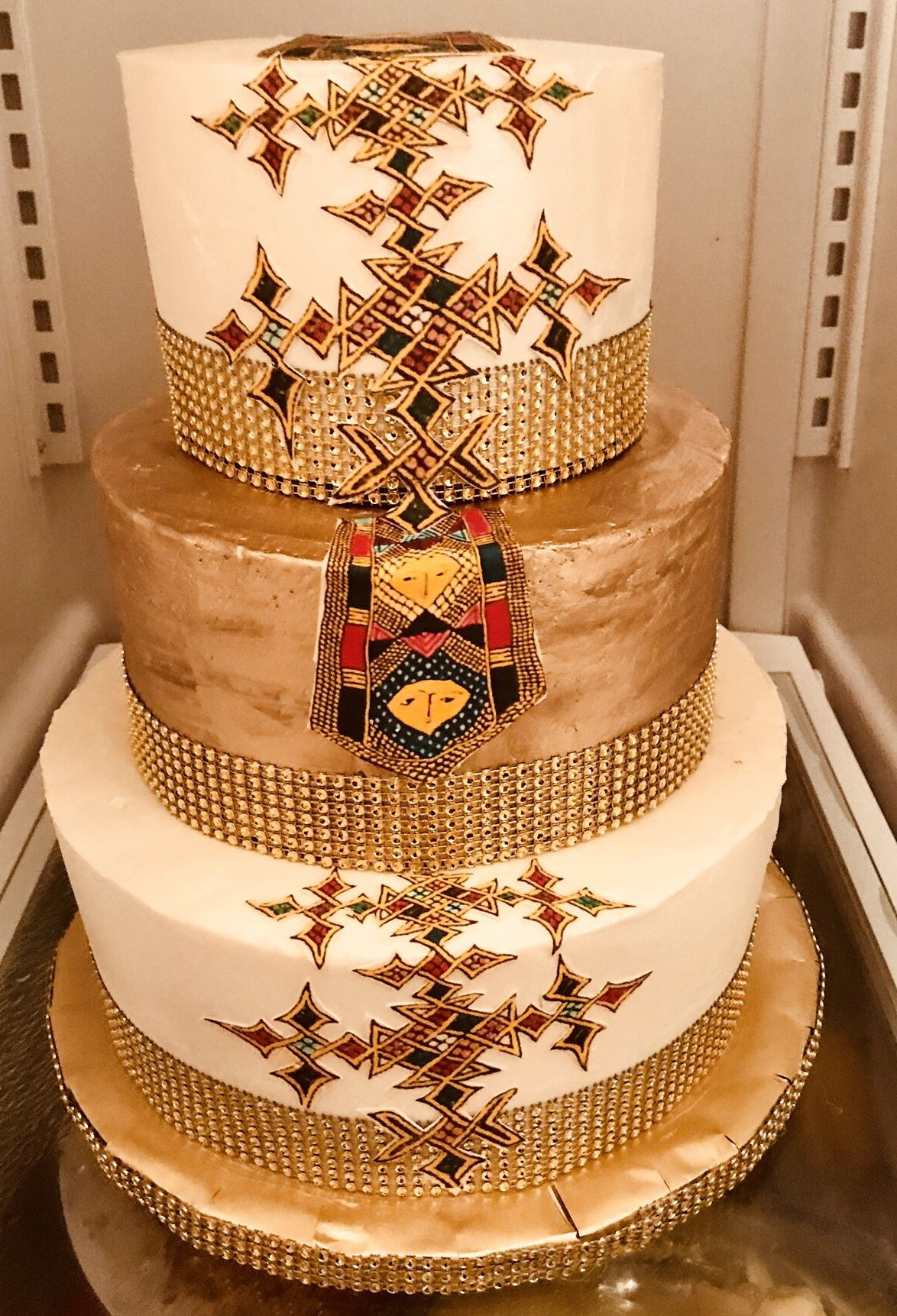 Wedding Cake Queen S Decor And Cake African Wedding Cakes