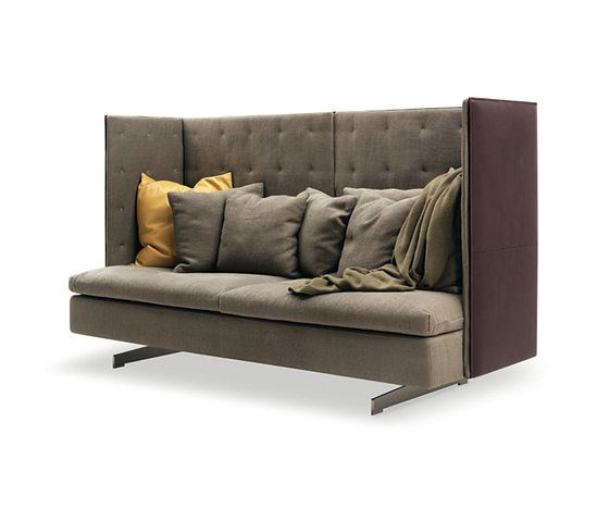 Jean Marie Massaud Grantorino Seating Collection Sofa Design Leather Sectional Sofas Contemporary Leather Sofa