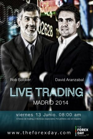 Rob booker trading platform