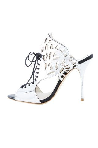 Sophia Webster Kimmi Lace-Up Butterfly Sandals. WERE $598 NOW $299