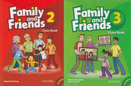 Sach Family And Friends 3 Student Book