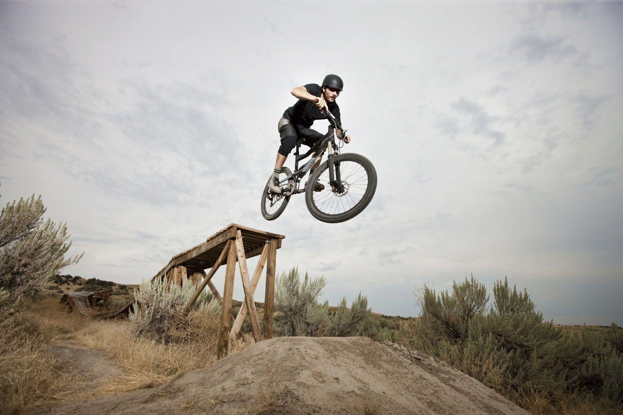 Mountain Biking Terrain Park Extreme sports, Sports
