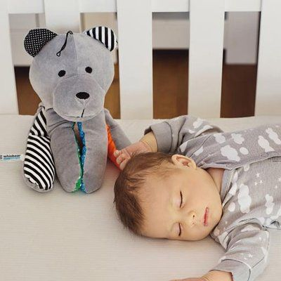 Whisbear® | Sensory toys, Baby sleeping, Child life
