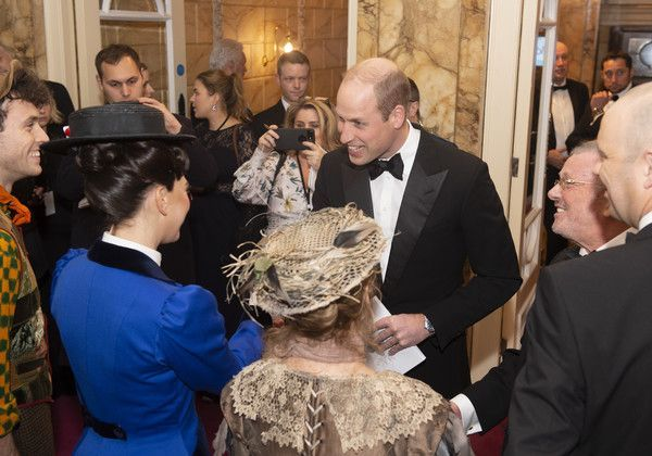 Prince William Photos Photos The Duke And Duchess Of Cambridge Attend The Royal Variety Performance