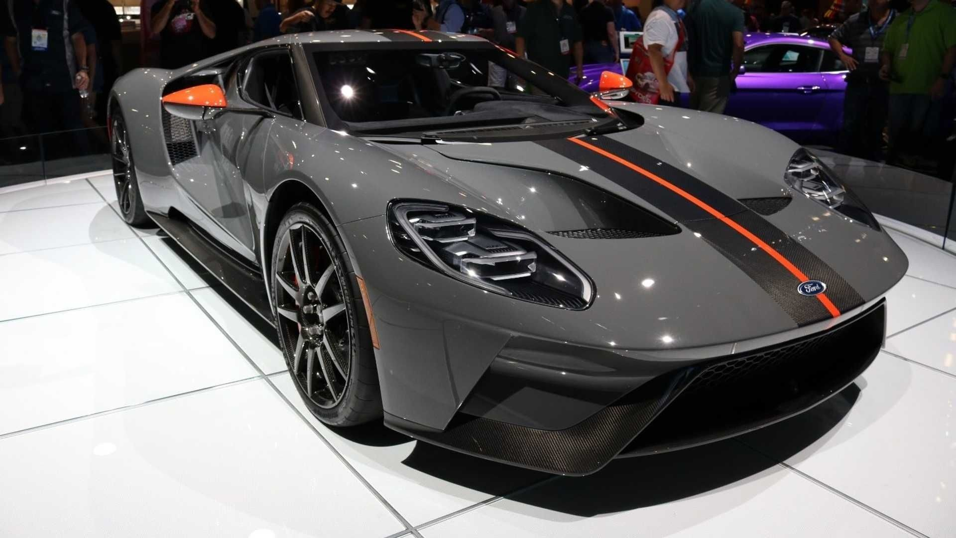 When Is The 2019 Ford Gt40 Available Ford Gt Ford Gt40 2019 Ford
