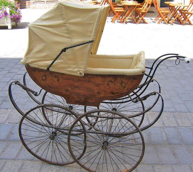 vintage landau 1910 1920 39 s vintage vintage vintage pinterest berceau poussette et ancien. Black Bedroom Furniture Sets. Home Design Ideas
