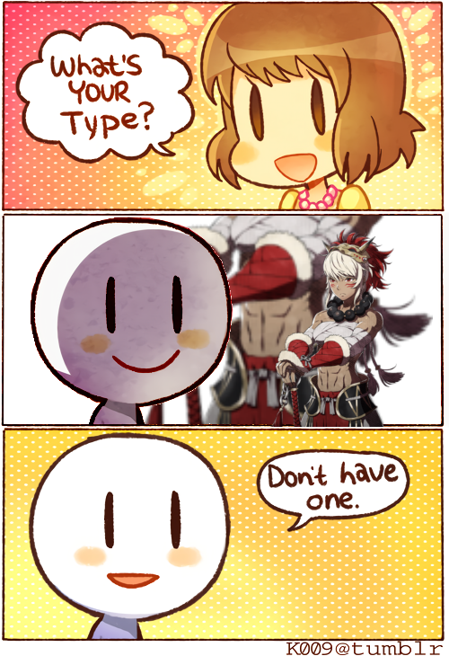 What's your type?