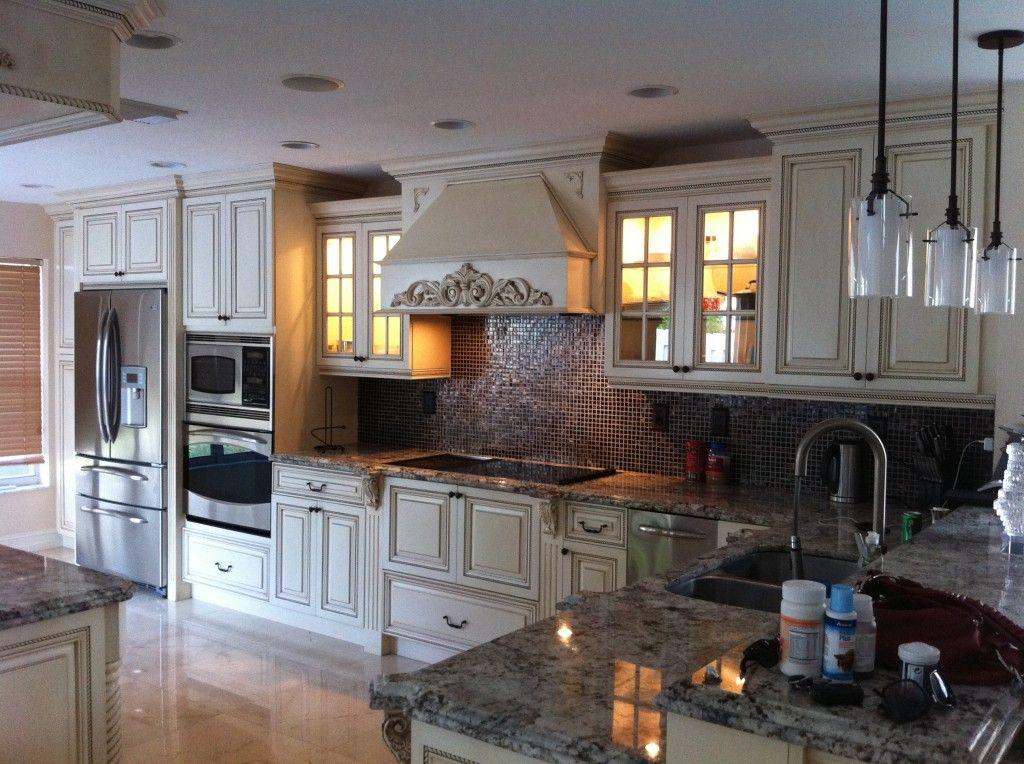 JVM Kitchen Cabinets & Granite | Home theater installation