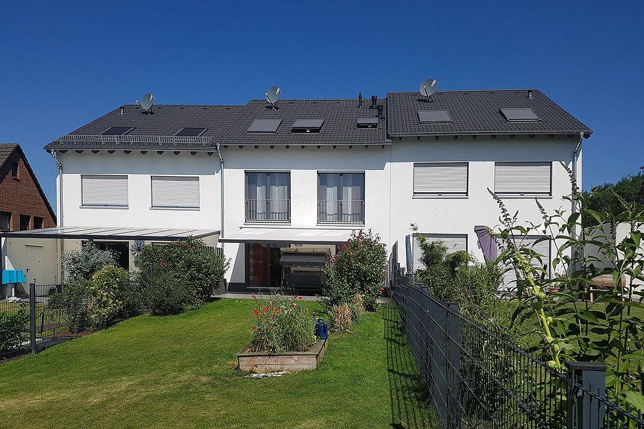 Neu Im Verkauf Aachen Eilendorf I Reihenmittelhaus Wohnflache Ca 161 M Zimmer 4 I Grundstuck 293 M I Objektnr Haus Verkaufen Haus Immobilien