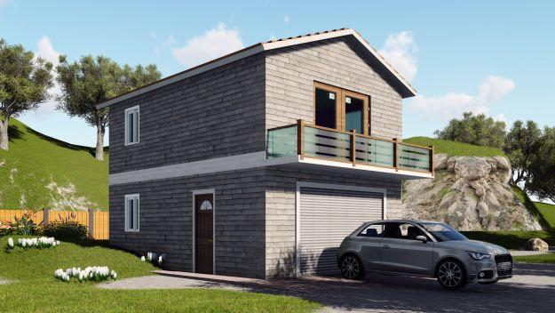 Mini Coach House