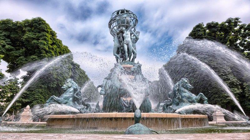 Petite histoire des plus belles fontaines parisiennes | Marco polo ...